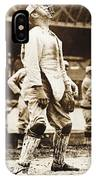 Fred Snodgrass (1887-1974) IPhone Case