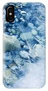 Freezing River IPhone Case