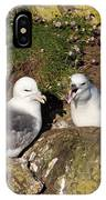 Fulmar Pair Bonding IPhone Case