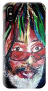 George Clinton IPhone Case