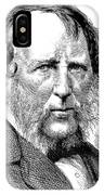 George Cruikshank IPhone Case