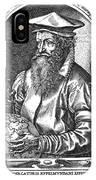 Gerardus Mercator, Flemish Cartographer IPhone Case