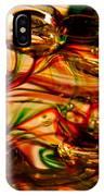 Glass Macro Vii IPhone Case