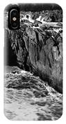 Great Falls Virginia Bw IPhone Case