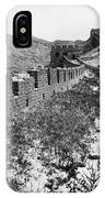 Great Wall Of China, 1901 IPhone Case