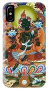 Green Tara 2 IPhone Case