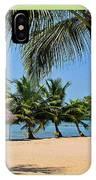 Guatamala Beach IPhone Case
