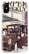 Harpers Weekly, 1913 IPhone Case