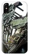 Harvey Neelon Shipwreck So They Say... IPhone Case