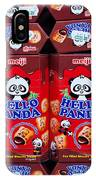 Hello Panda Biscuits IPhone Case
