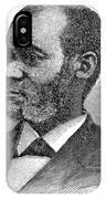 Henry Highland Garnet IPhone Case