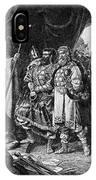 Henry I (876-936) IPhone Case
