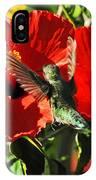 Hibiscus Heaven IPhone Case