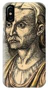 Hippocrates, Greek Physician IPhone Case