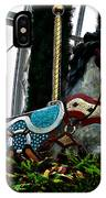Holiday Horse IPhone Case