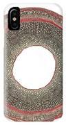 Honeysuckle Stem IPhone Case