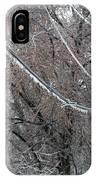 Ice Storm IPhone Case