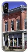 Idaho Springs Colorado IPhone Case