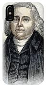 Isaac Backus (1724-1806) IPhone Case