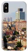 Istanbul Cityscape IPhone Case