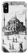 Istanbul: Hagia Sophia IPhone Case