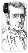 James K. Polk (1795-1849) IPhone Case