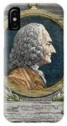 Jean Philippe Rameau IPhone Case