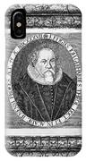 Johann Gerhard (1582-1637) IPhone Case