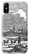 John Franklin Expedition IPhone Case