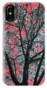 Kimono Pink IPhone Case