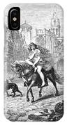 Lady Godiva (11th Century) IPhone Case