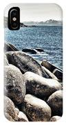 Lake Tahoe Vista IPhone Case