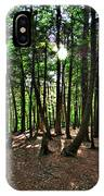 Light And Shadows IPhone Case