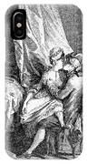 Lovers, 18th Century IPhone Case