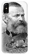 Luitpold (1821-1912) IPhone Case