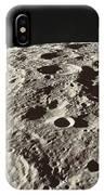 Lunar Surface IPhone Case