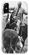 Lyndon Baines Johnson IPhone Case
