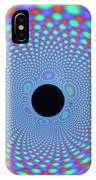 Magnetic Fields IPhone Case