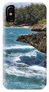 Mahaulepu Beach IPhone Case