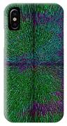Matrix Abstract IPhone Case