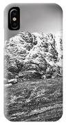 Meall Dearg Mountain At Glencoe Scotland IPhone Case