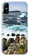Melting Iceberg IPhone Case