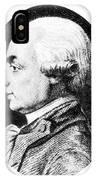 Michel G.j. De Crevecoeur IPhone Case