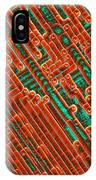 Microchip Circuitry, Sem IPhone Case