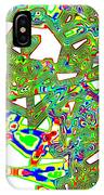 Mix And Mingle IPhone Case