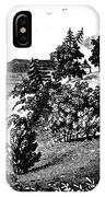 Mount Vernon, 1798 IPhone Case