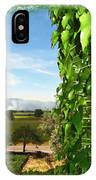 Napa Looking Out IPhone Case