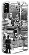 New Orleans Fair, 1884 IPhone Case