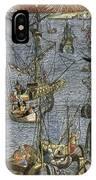 New World: Voyage, 1592 IPhone Case