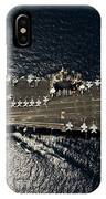 Nimitz Class Aircraft Carrier Uss IPhone Case